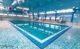 شنایی فوق العاده در استخر پنها