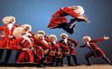 آموزش حرکات نمایشی آذربایجانی