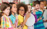 دورههای موسیقی کودکان با مربیان اختصاصی